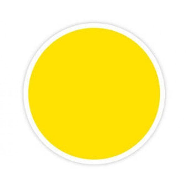 Küünlavärv kollane 5 -100 g