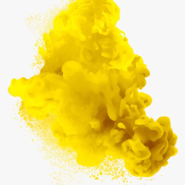 Veepõhine värv Kollane (15 ml)