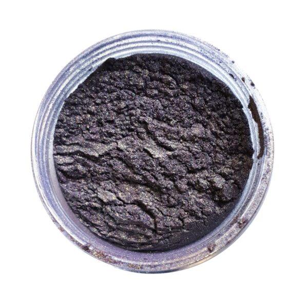 Mica Läikiv must 5 g