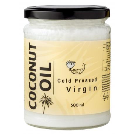 Rafineerimata kookosrasv 200 ml-500 ml