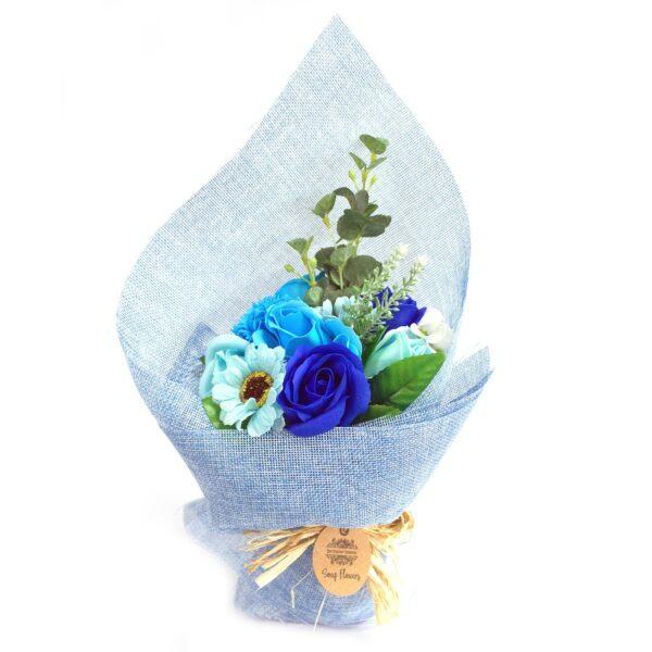 Iseseisev lillekimp- sinine