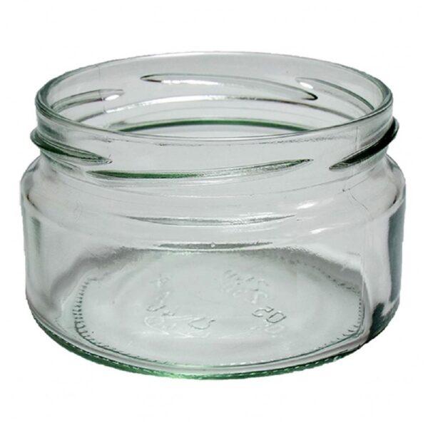 Küünlapurk kaanega 250 ml