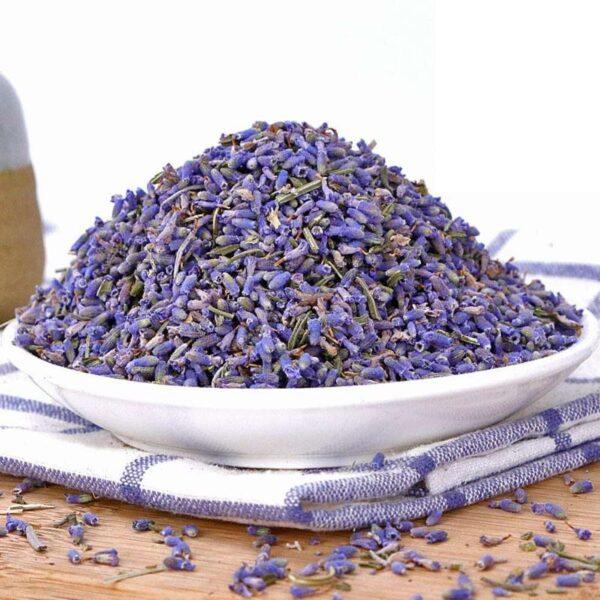 Kuivatatud lavendliõied 50 g – 100 g