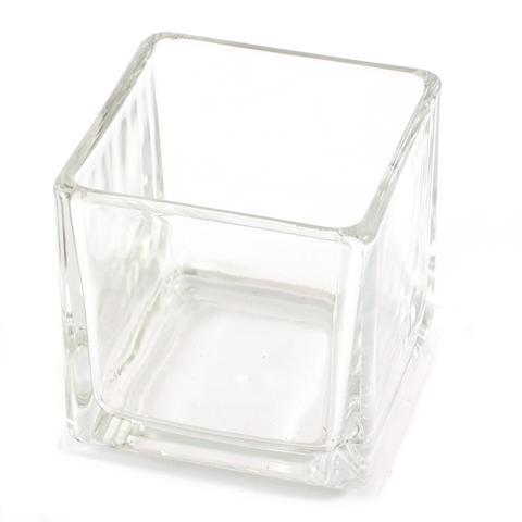 Küünlaklaas kuubik 290 ml