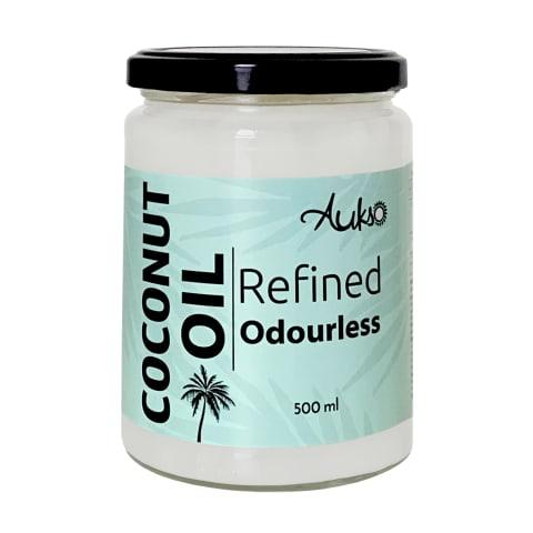 Kookosrasv rafineeritud 500 ml